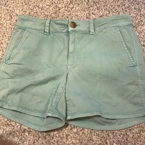 American Eagle Outfitters Midi Shorts
